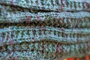 Details of the gift cowl