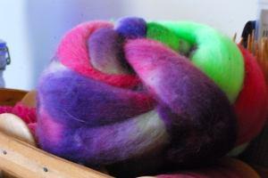 shetland fiber