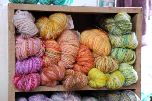 Yarn from Cosy Makes