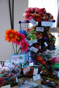 Homespun Yarn Party 2009