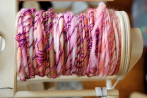 Fibre from Sarah & playing with racing stripes